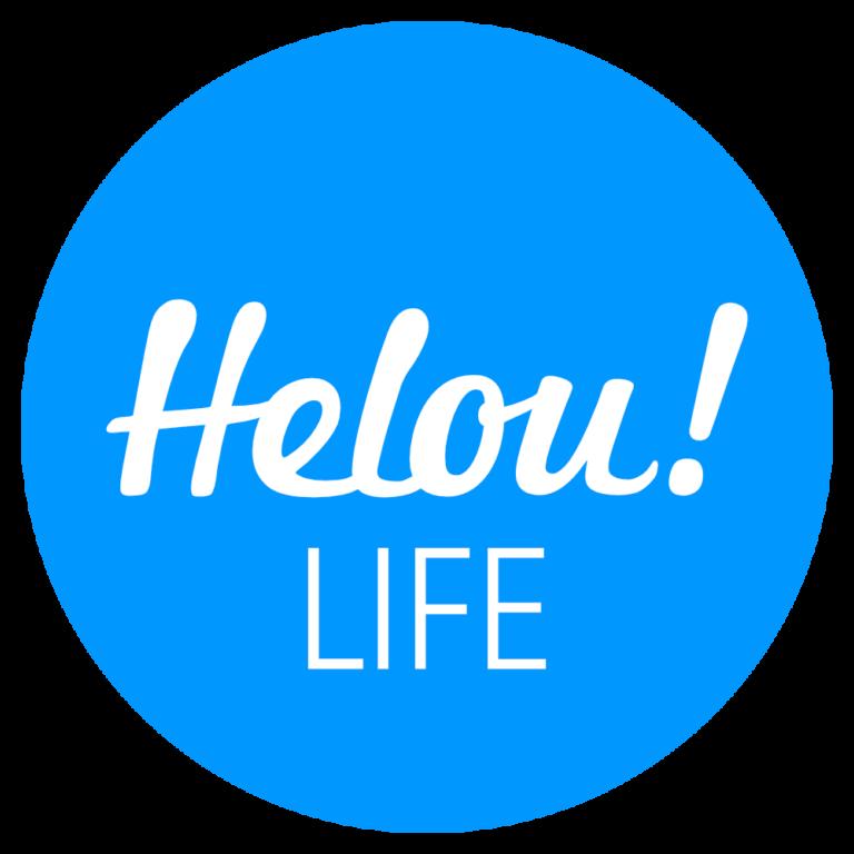logo Helou! LIFE